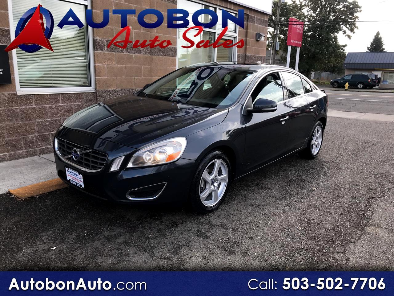 Volvo S60 4dr Sdn T5 AWD 2012