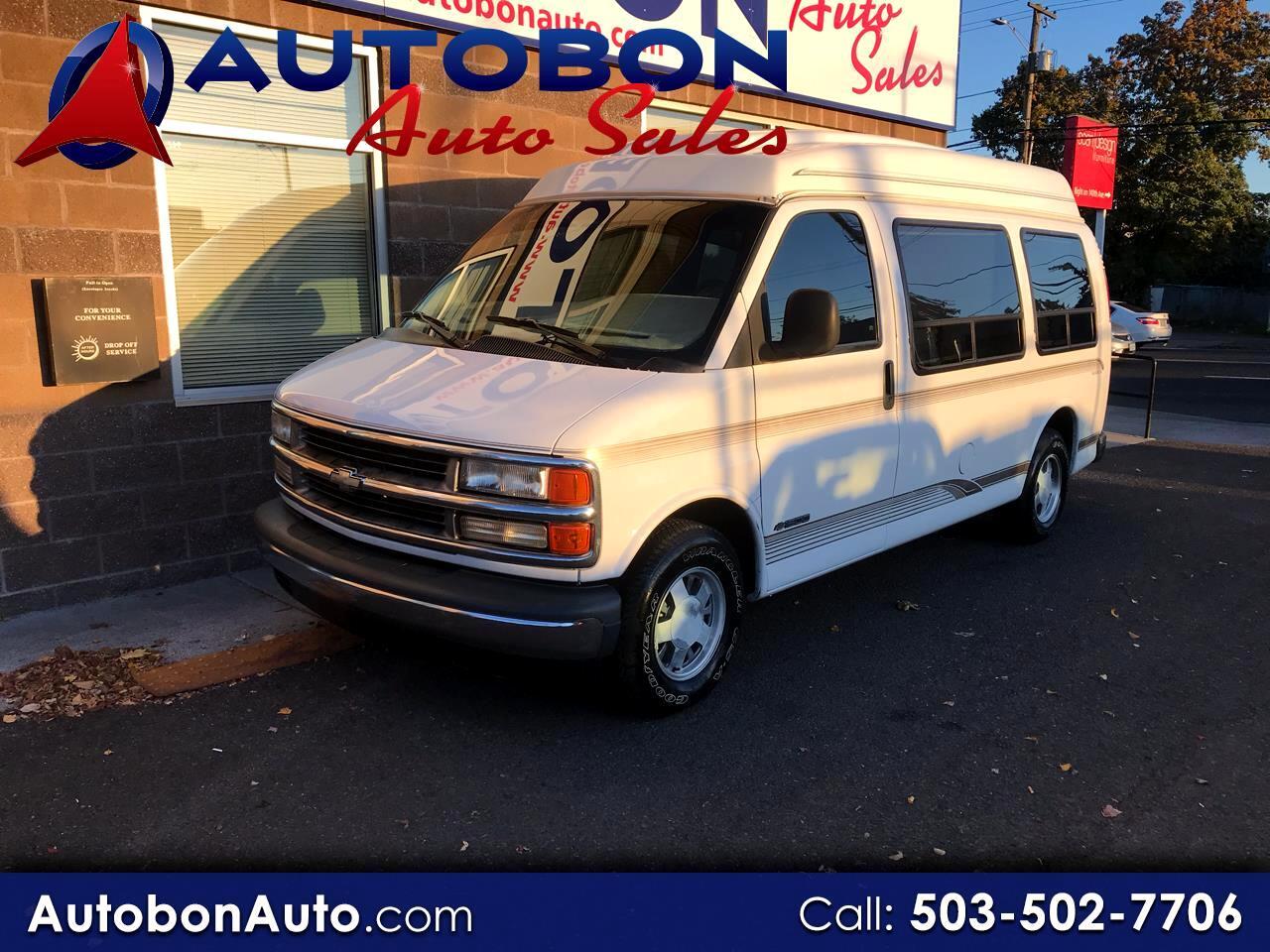 Chevrolet Conversion Van Base 1996