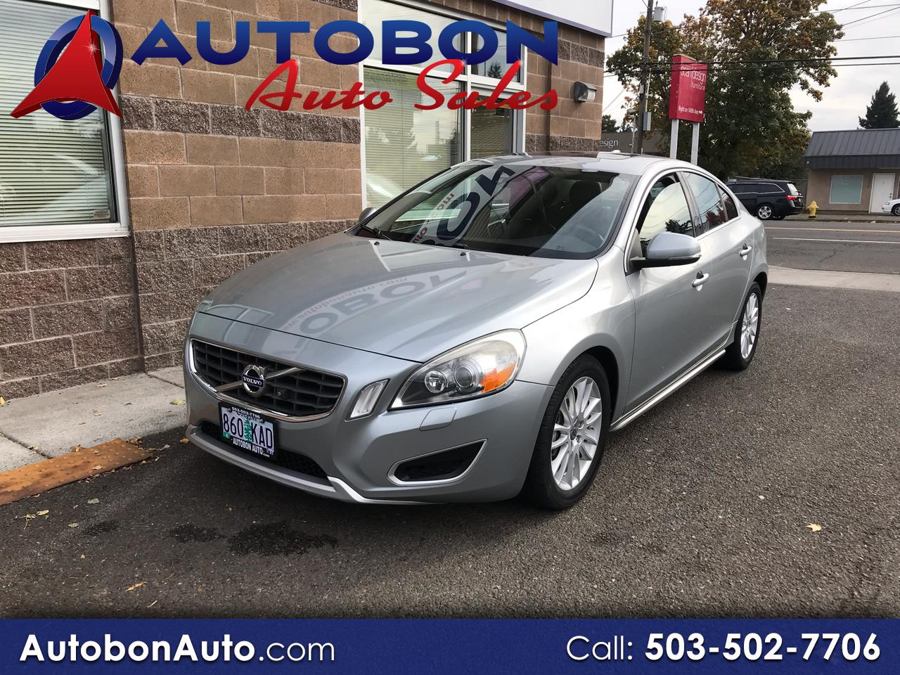 Volvo S60 4dr Sdn T6 AWD 2011