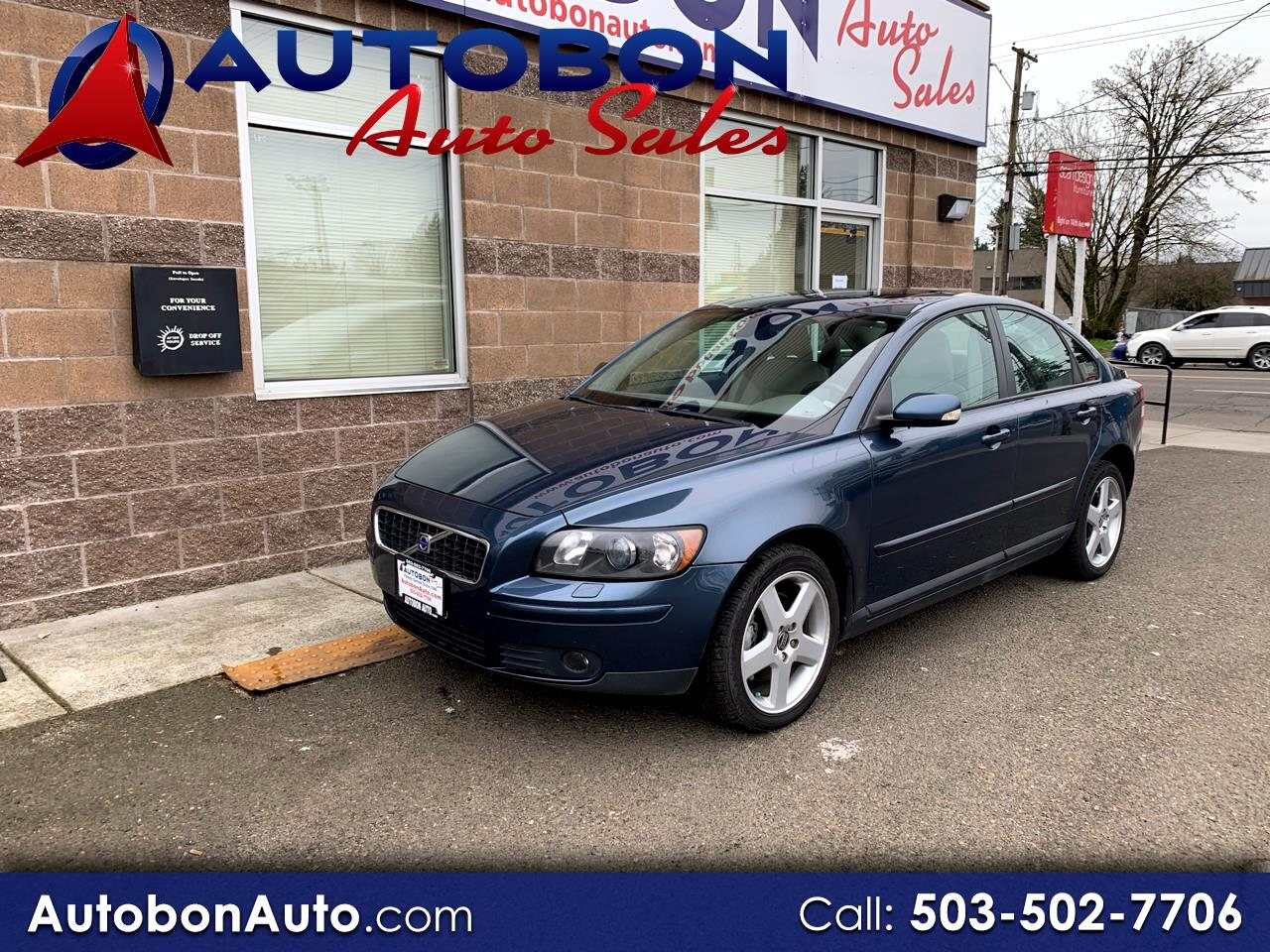 Volvo S40 2.5L Turbo AWD Auto 2006