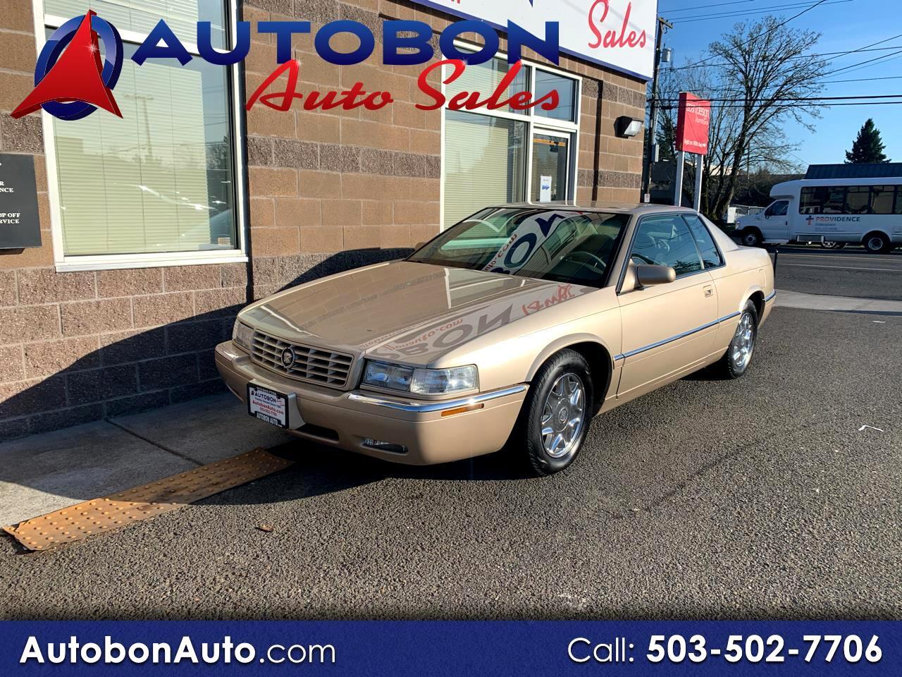 Cadillac Eldorado 2dr Touring Cpe 1997
