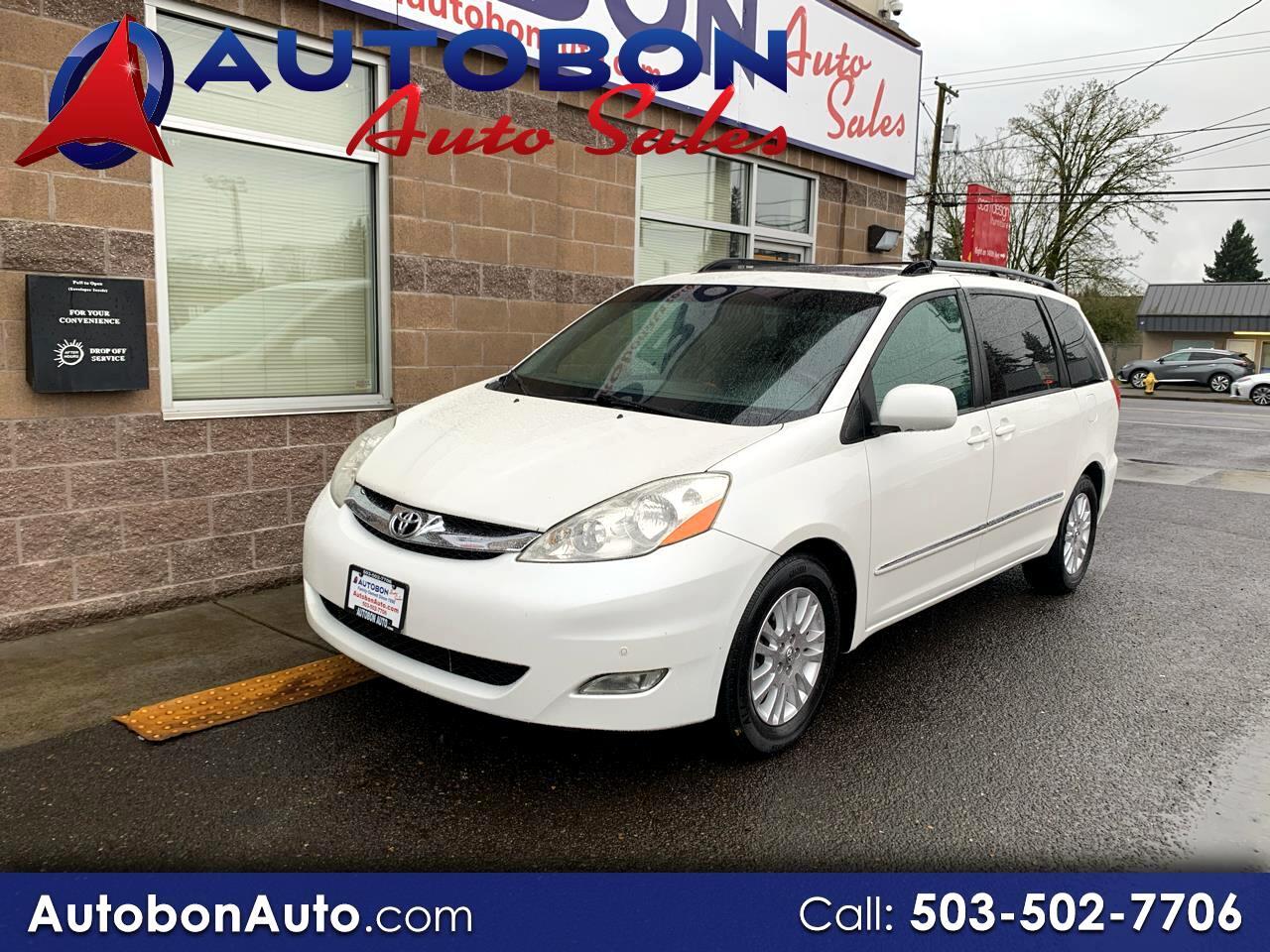 Toyota Sienna 5dr 7-Pass Van XLE Ltd FWD (Natl) 2009