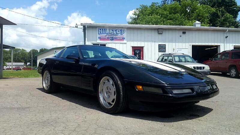 1992 Chevrolet Corvette Coupe