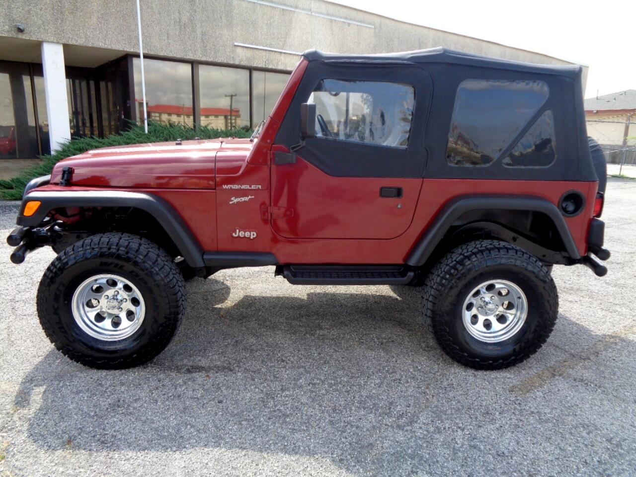 Jeep Wrangler Sport 1999