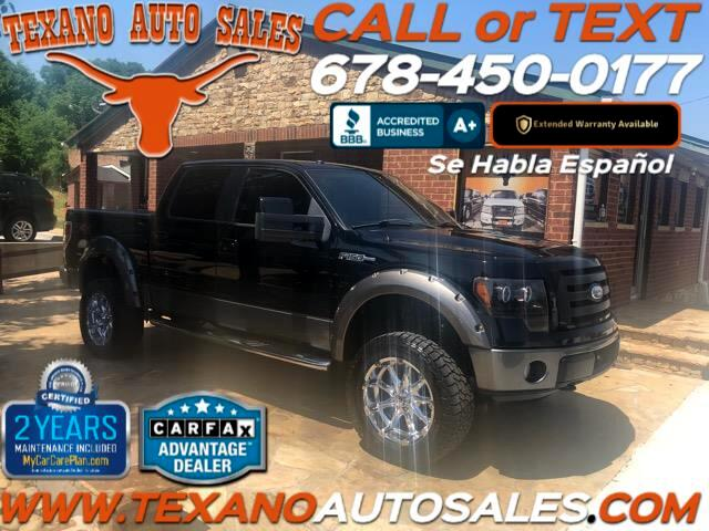 2009 Ford F-150 FX4 4WD