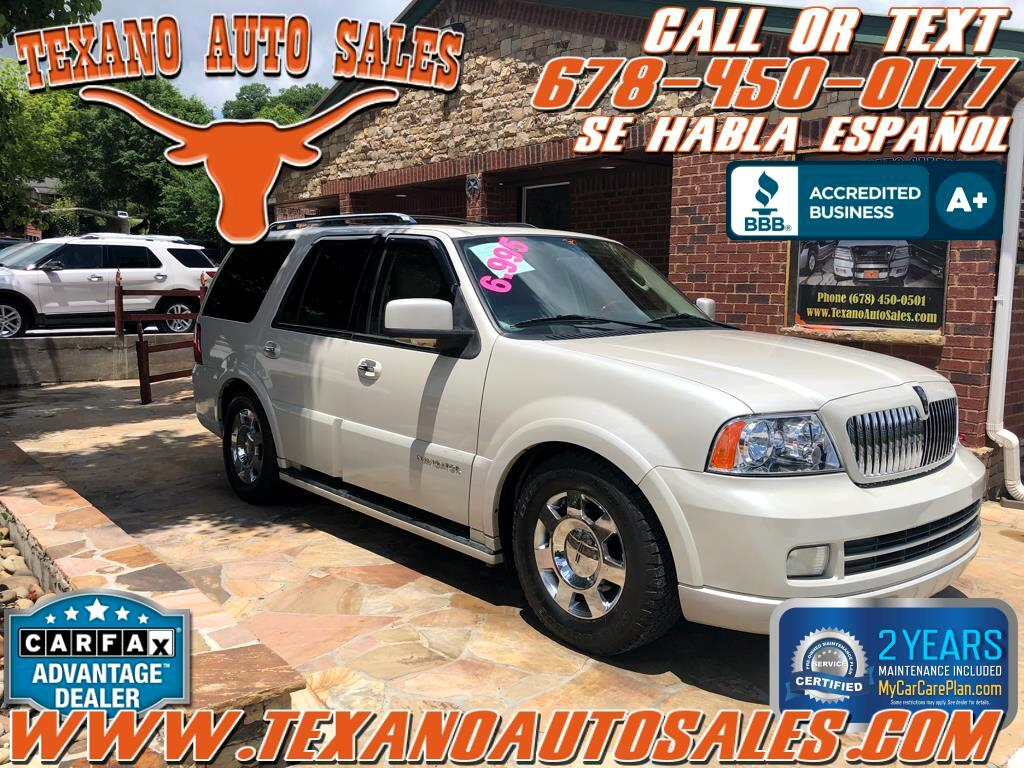2005 Lincoln Navigator 4dr 2WD Ultimate
