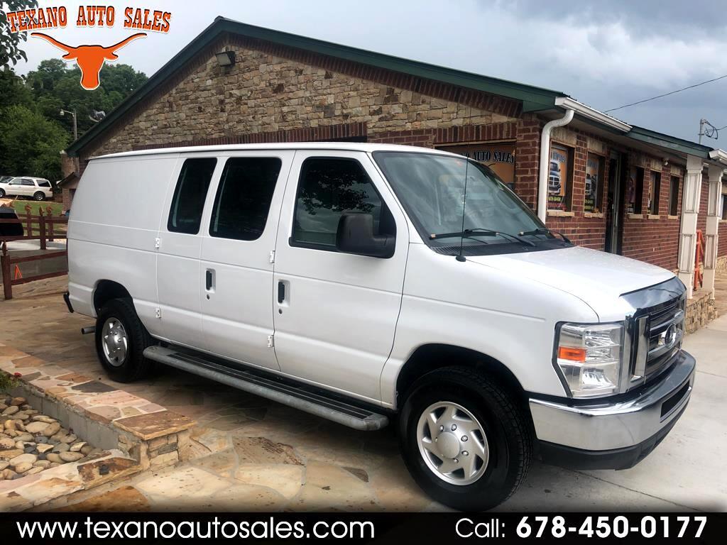 2013 Ford Econoline Cargo Van E250 VAN