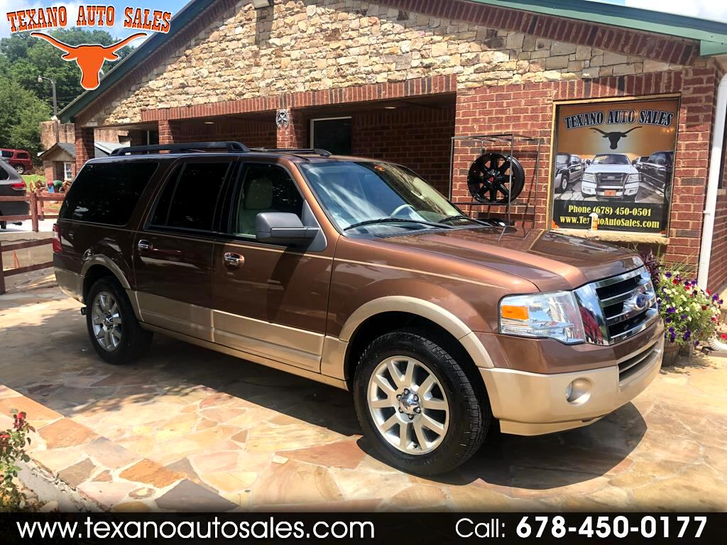2011 Ford Expedition EL EL XLT