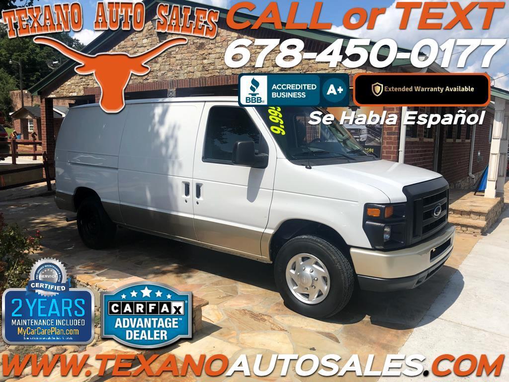 2011 Ford Econoline Cargo Van E-150 Recreational