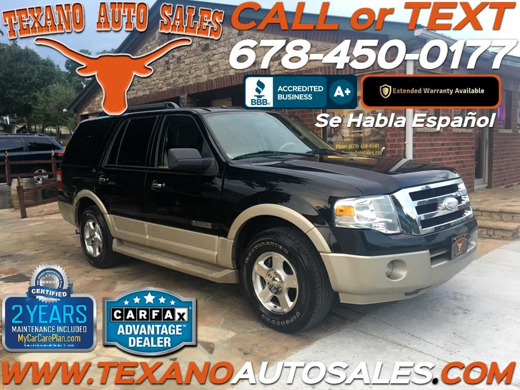 2007 Ford Expedition 4.6L Eddie Bauer
