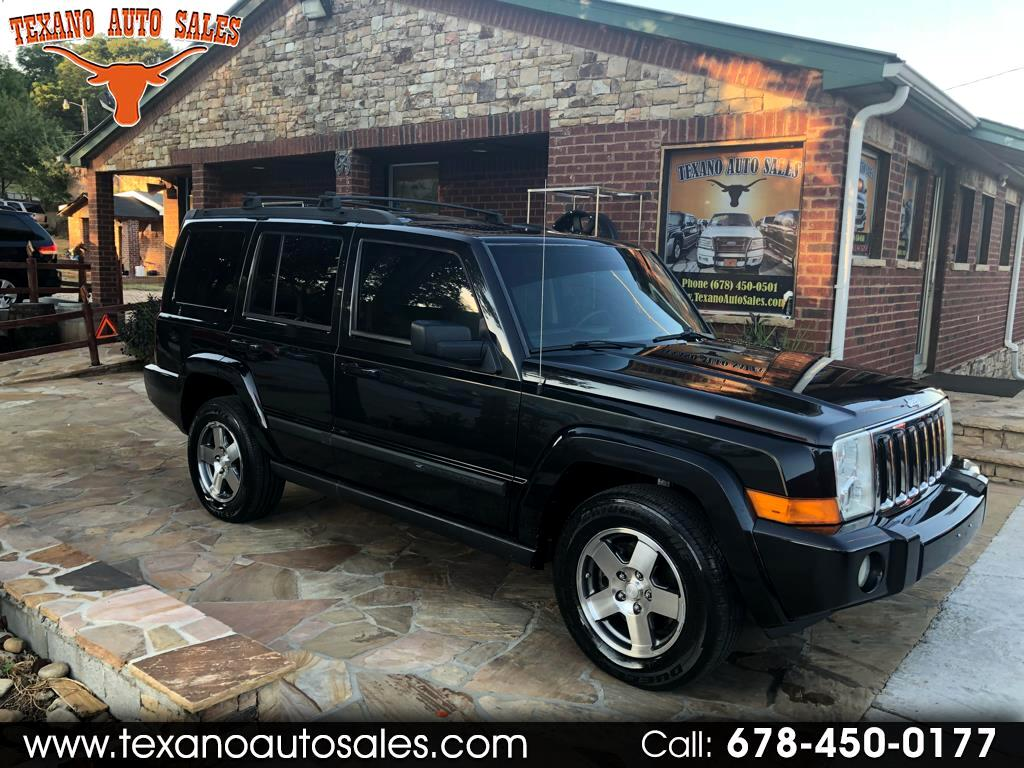 2009 Jeep Commander 4WD 4dr Sport