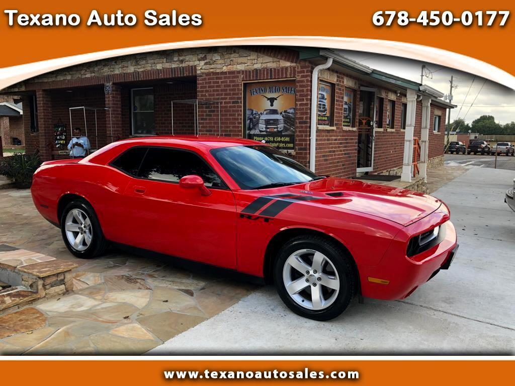 2010 Dodge Challenger 2dr Cpe