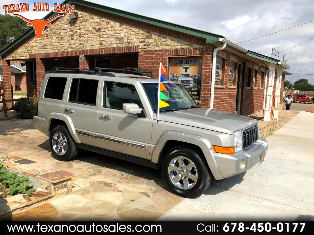 2008 Jeep Commander RWD 4dr Overland