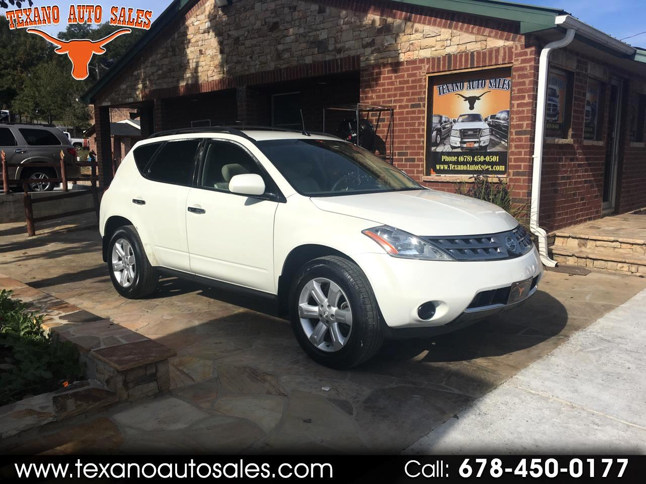 Nissan Murano 4dr S V6 2WD 2006