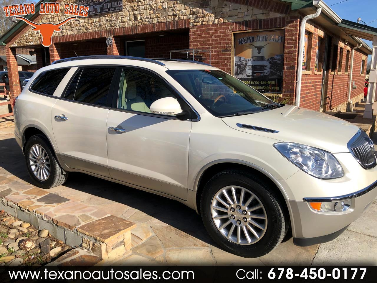 2011 Buick Enclave AWD 4dr CXL
