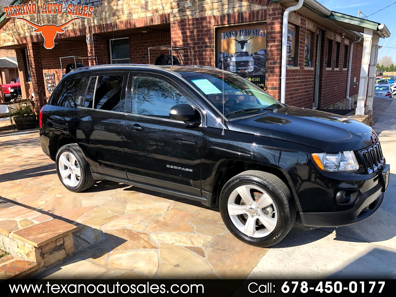 2012 Jeep Compass 2WD 4dr Sport