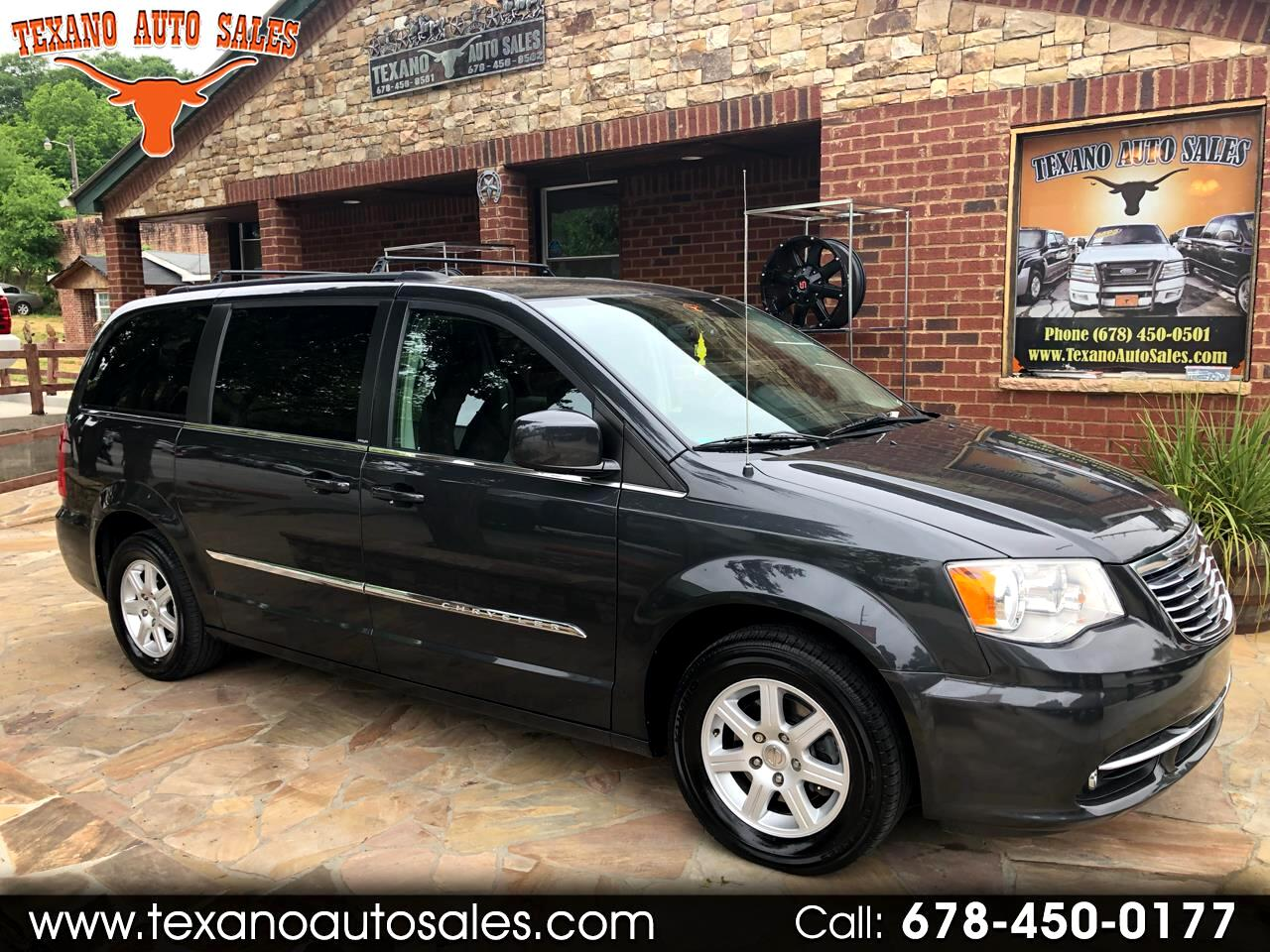 2012 Chrysler Town & Country 4dr Wgn LX