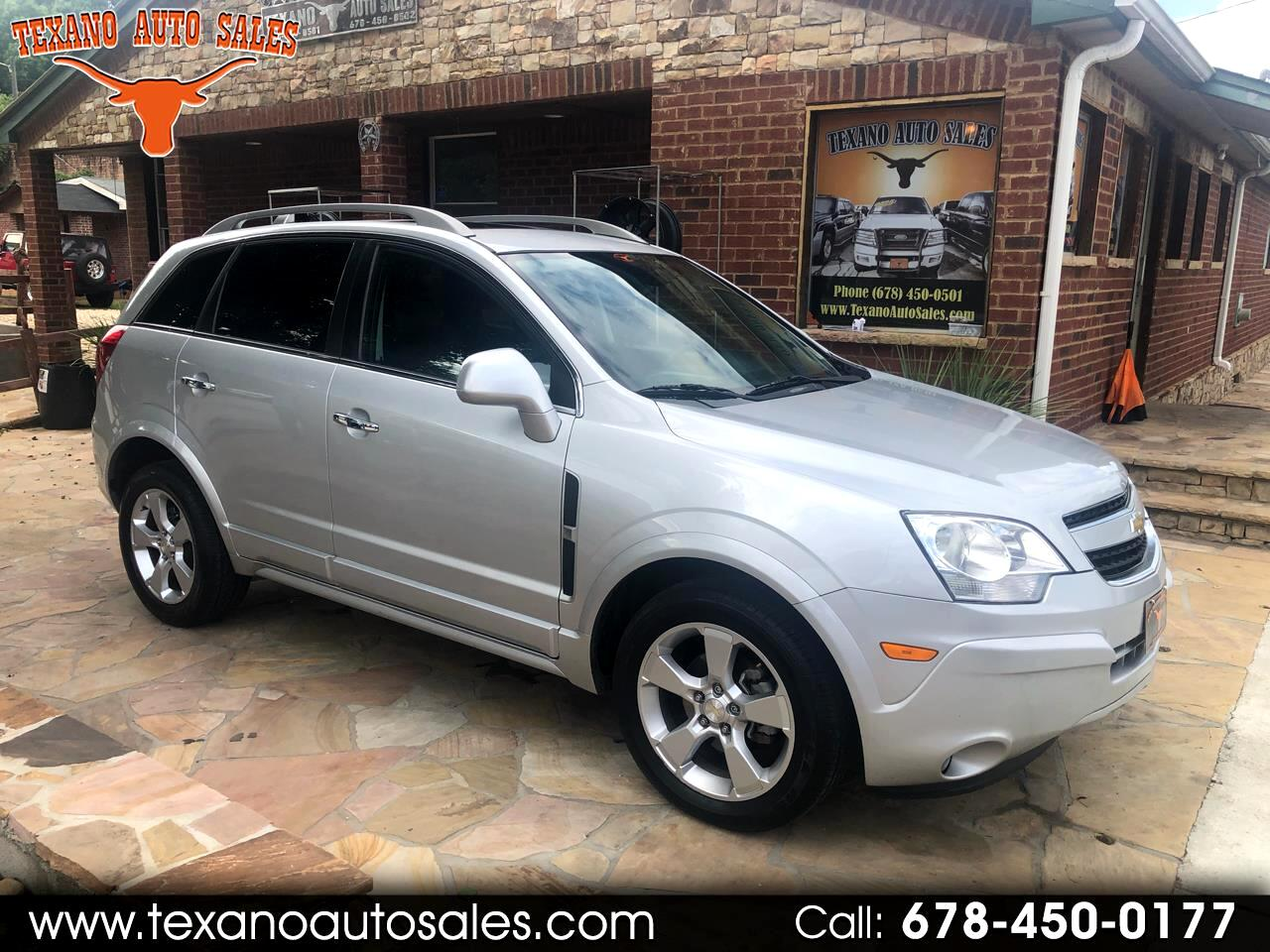 2014 Chevrolet Captiva Sport Fleet AWD 4dr LTZ