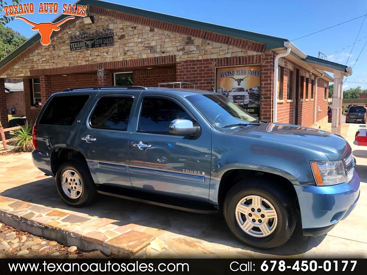 Chevrolet Tahoe 1500 4dr 2008