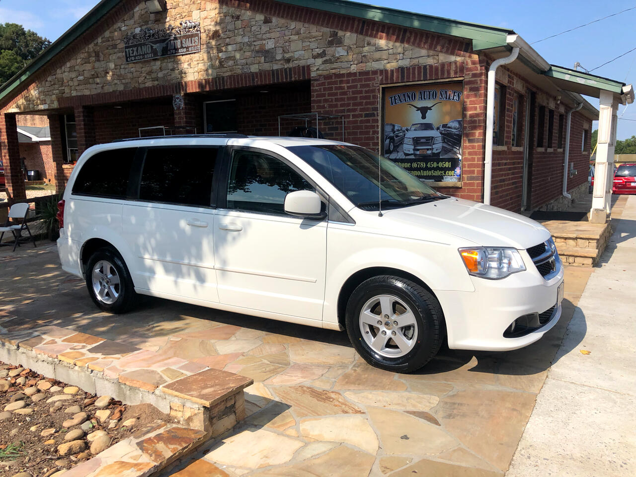 2013 Dodge Grand Caravan 4dr Wgn Crew