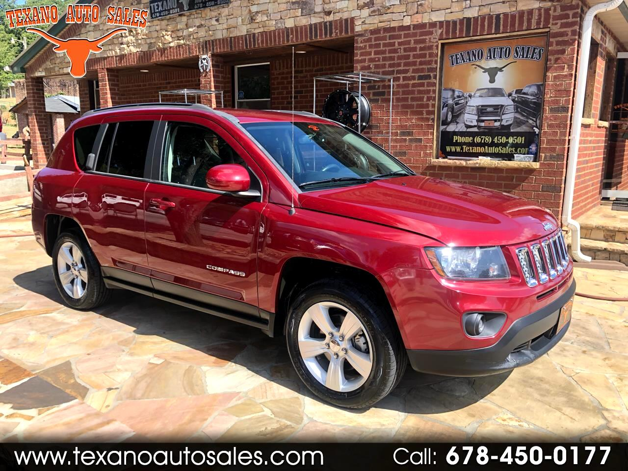 Jeep Compass 2WD 4dr Sport 2014