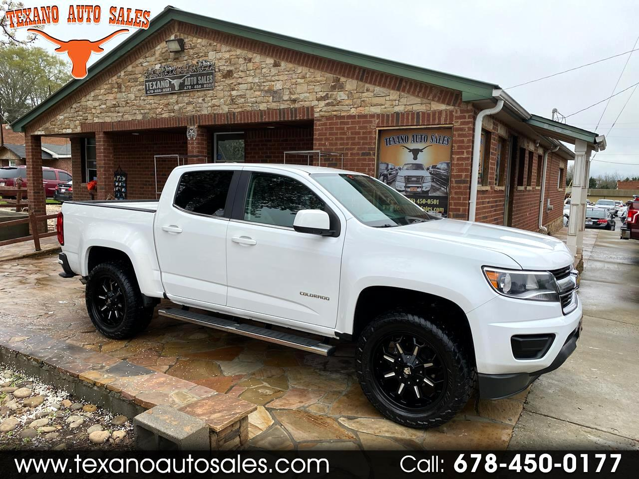"Chevrolet Colorado 2WD Crew Cab 128.3"" LT 2015"