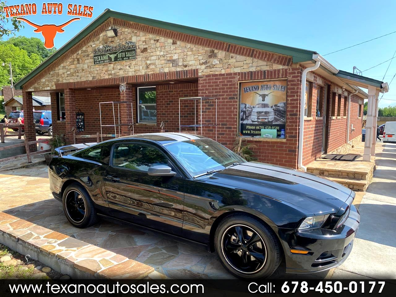 Ford Mustang 2dr Cpe V6 2014