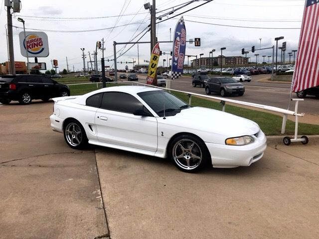 1997 Ford Mustang SUPER CHARGED COBRA