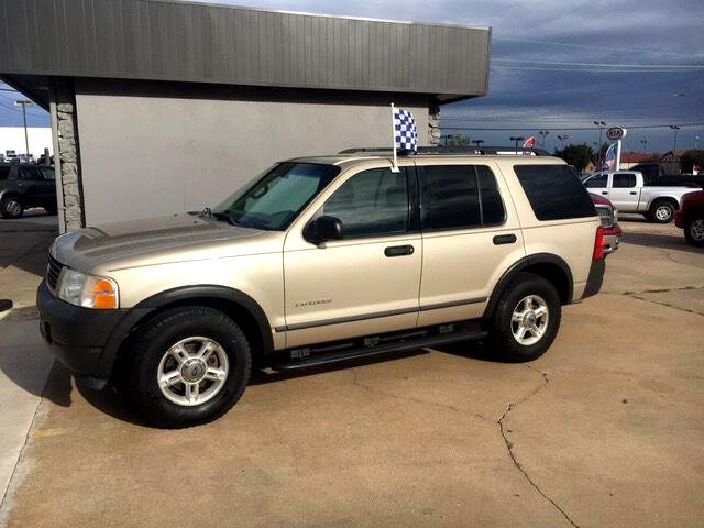 2004 Ford Explorer XLS 4.0L 4WD