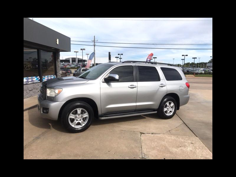 2008 Toyota Sequoia Limited 4WD