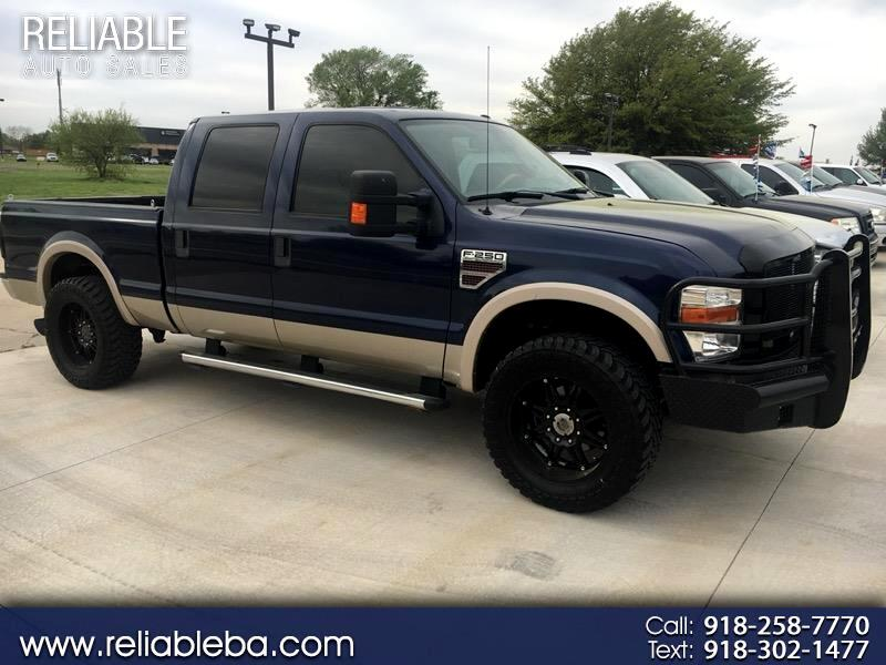 2009 Ford F-250 SD XL Crew Cab 4WD