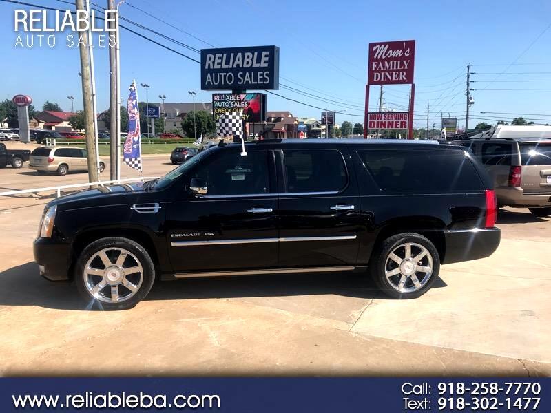 2011 Cadillac Escalade ESV AWD Premium