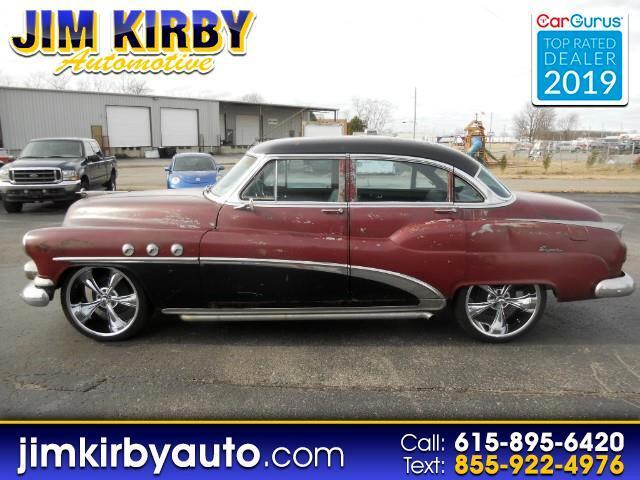Buick Super 8  1952