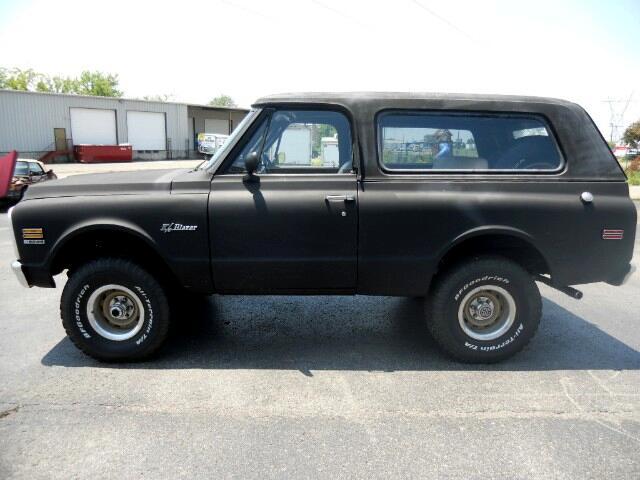1972 Chevrolet K Blazer K1500 4WD