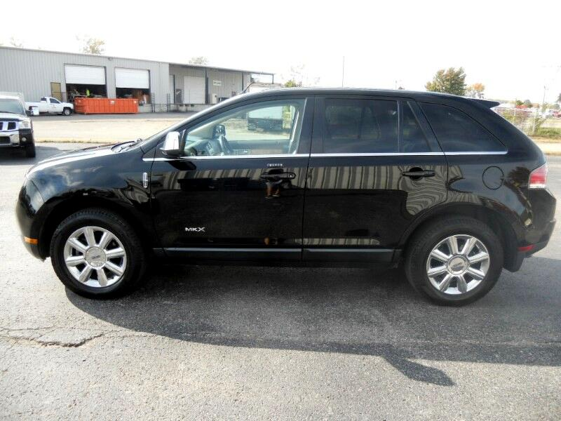 2008 Lincoln Lincoln MKX AWD