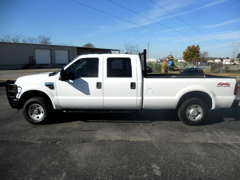 "2008 Ford Super Duty F-250 SRW 4WD Crew Cab 172"" XL"
