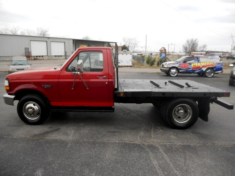 1994 Ford F-350 Chassis Cab Reg Cab 137