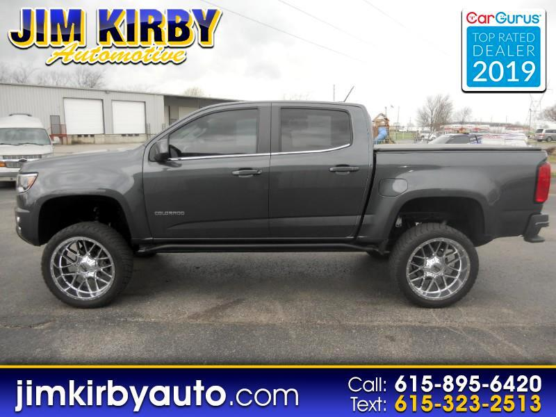 2017 Chevrolet Colorado LT Crew Cab 2WD Short Box