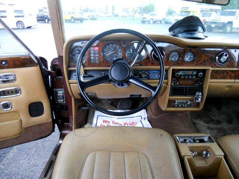 Rolls-Royce Silver Shadow II  1979