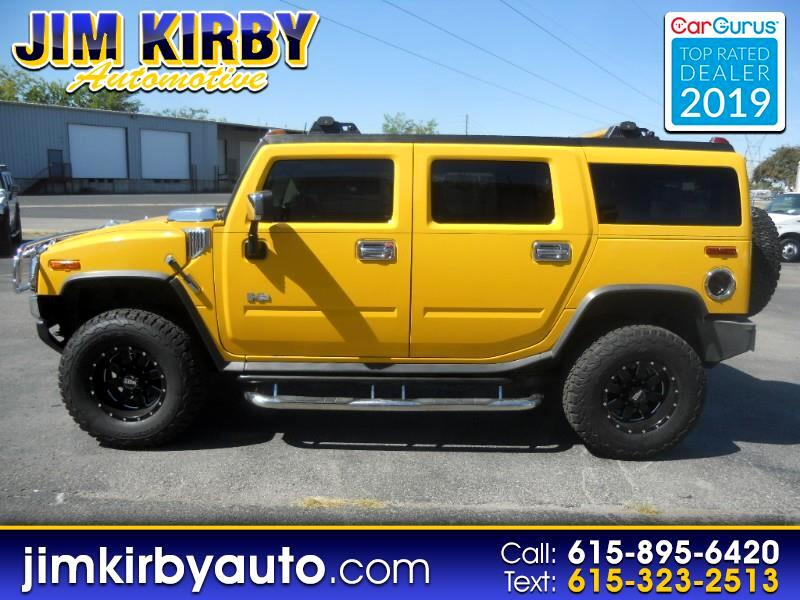 HUMMER H2 4WD 4dr SUV Adventure 2004