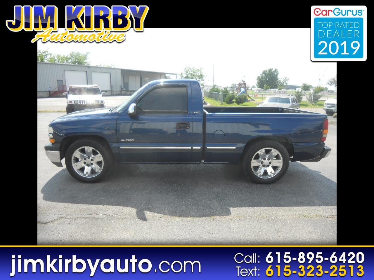 Chevrolet Silverado 1500 LS Short Bed 2WD 2002