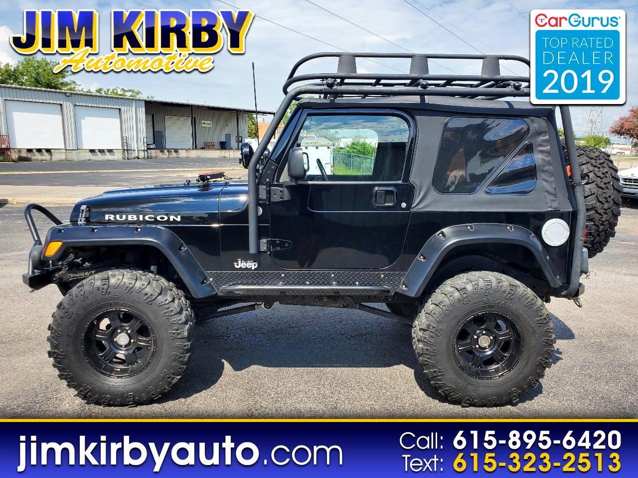 Used 2006 Jeep Wrangler 2dr Rubicon For Sale In Murfreesboro Tn 37130 Jim Kirby Automotive