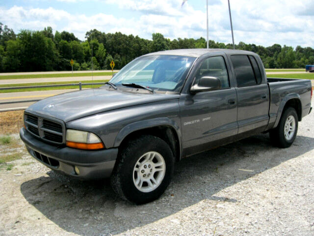 2002 Dodge Dakota Sport Quad Cab 2WD