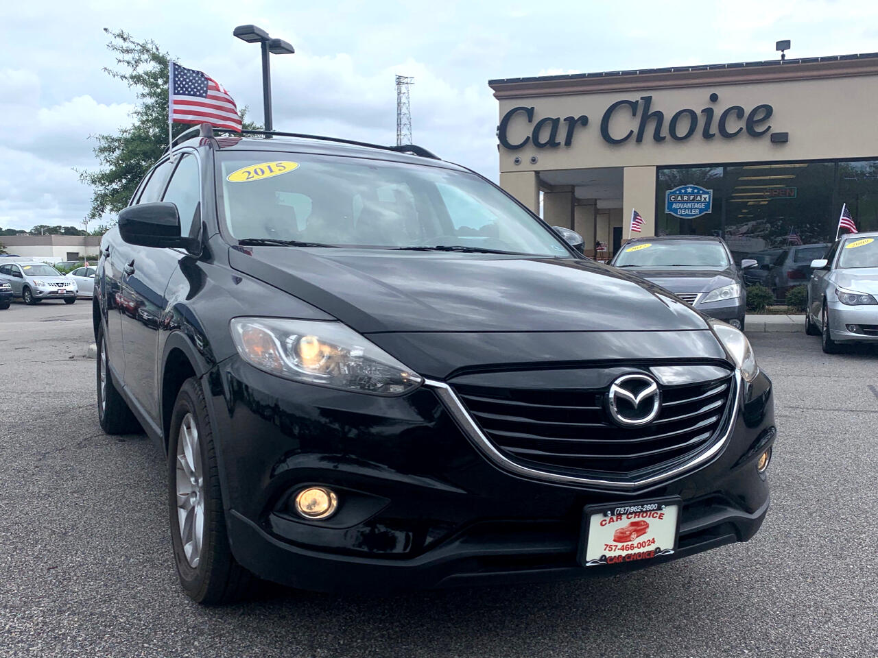 Mazda CX-9 Touring AWD 2015