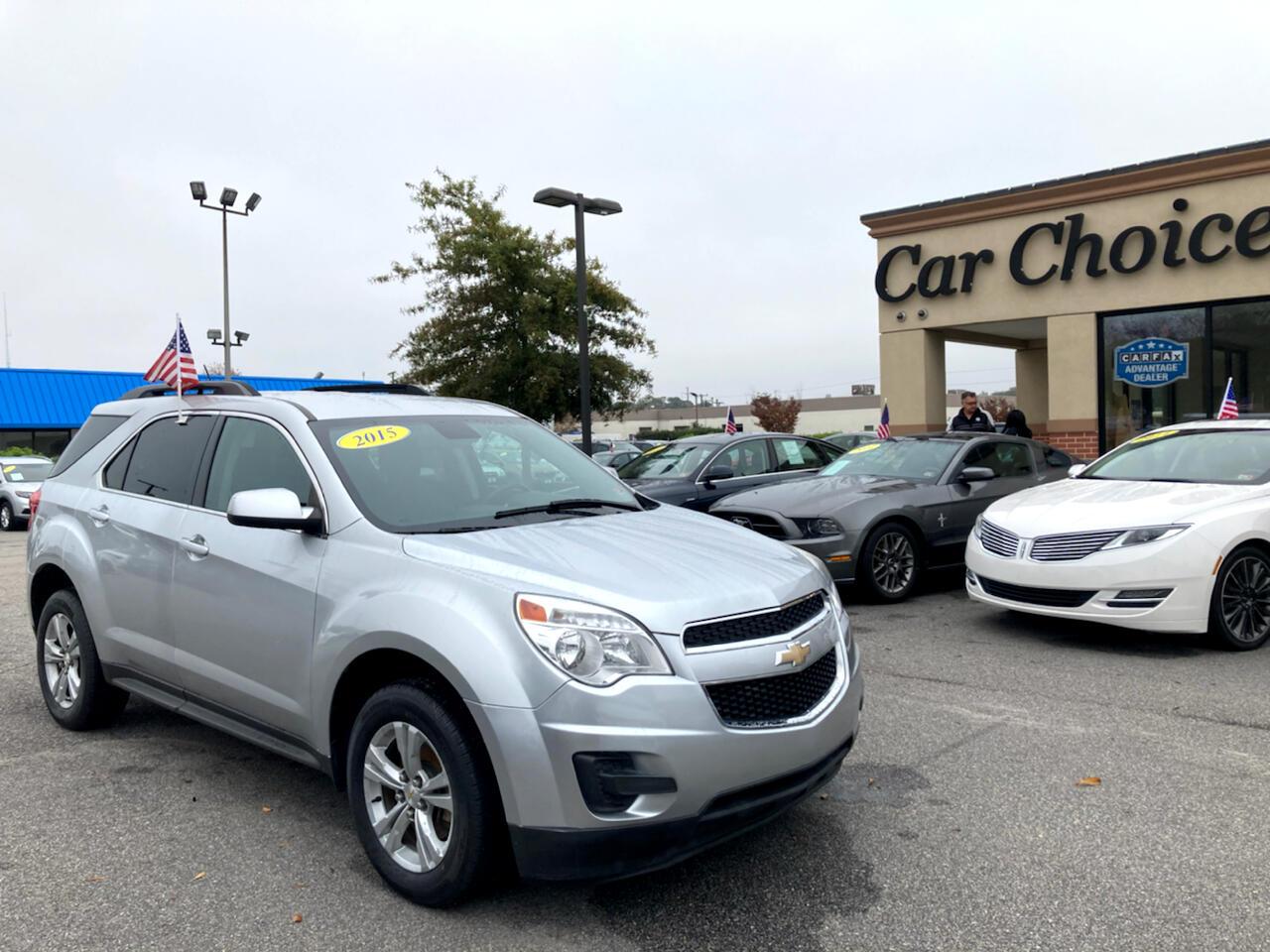 Chevrolet Equinox 1LT 2WD 2015
