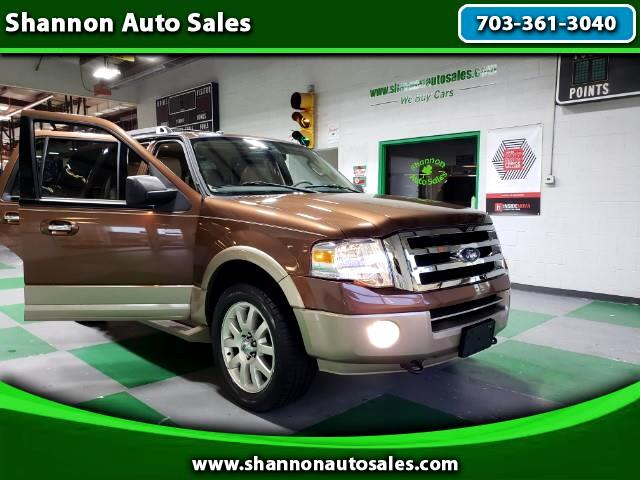 2011 Ford Expedition XLT 4WD
