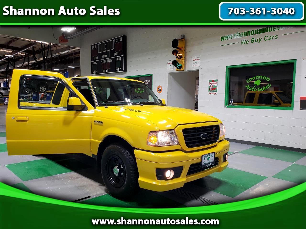 2006 Ford Ranger XLT SuperCab 2WD