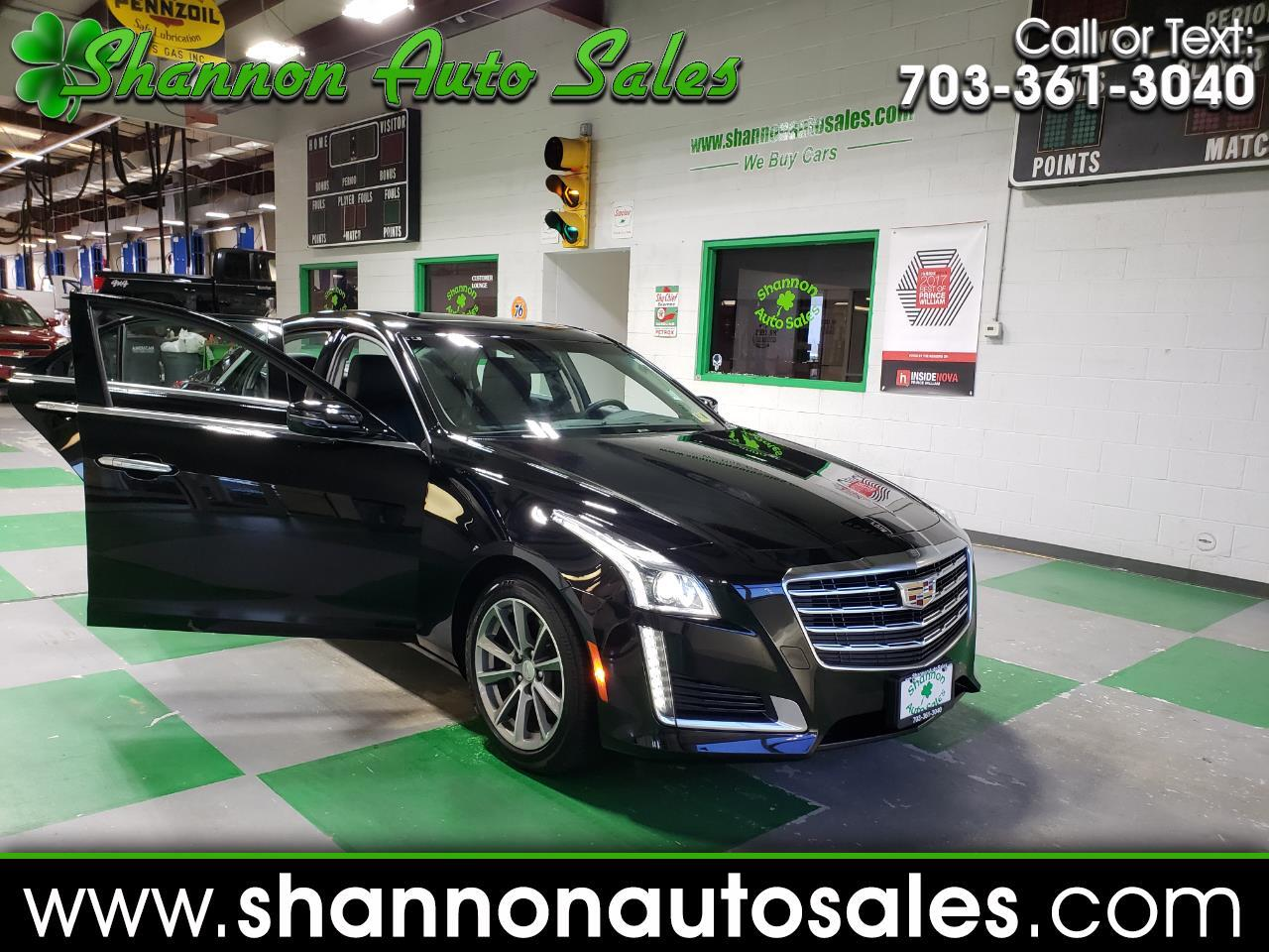 2019 Cadillac CTS 3.6 Luxury