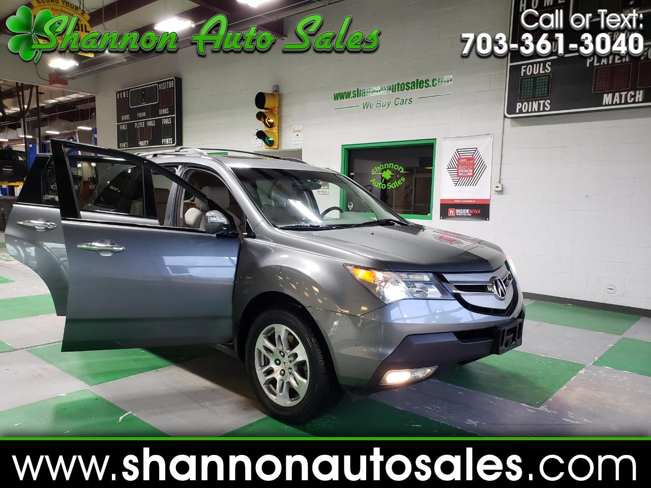 2009 Acura MDX 4dr SUV AT