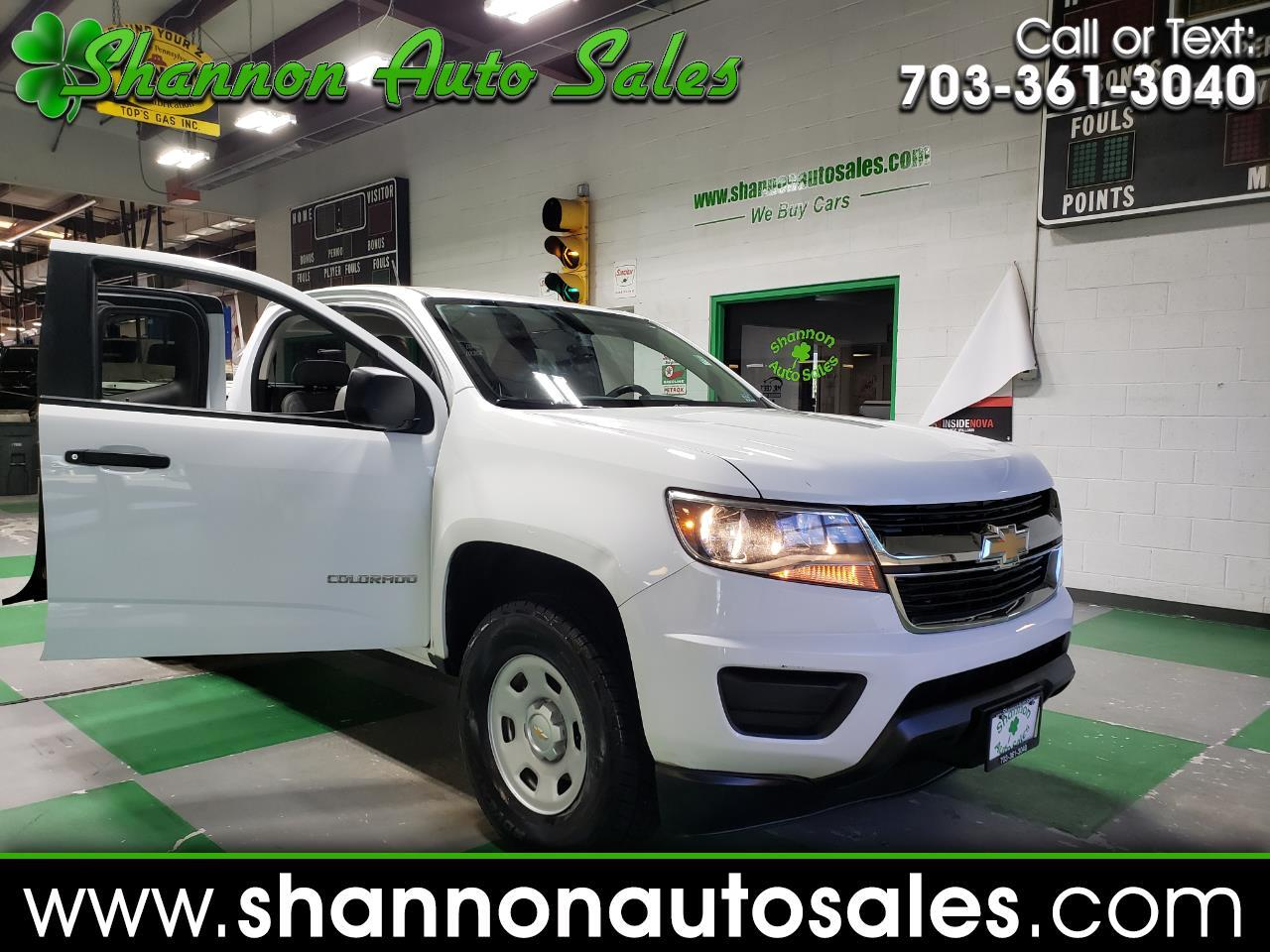 2015 Chevrolet Colorado WT Ext. Cab 2WD
